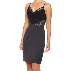 Size 10 BCBGeneration Lace Slip Dress